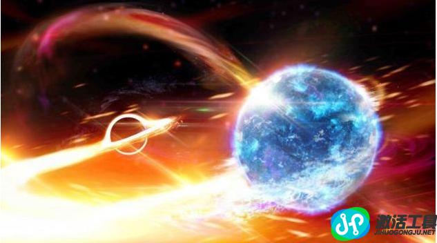 外媒:黑洞和中子星碰撞合并事件,不产生任何可探测到的光线